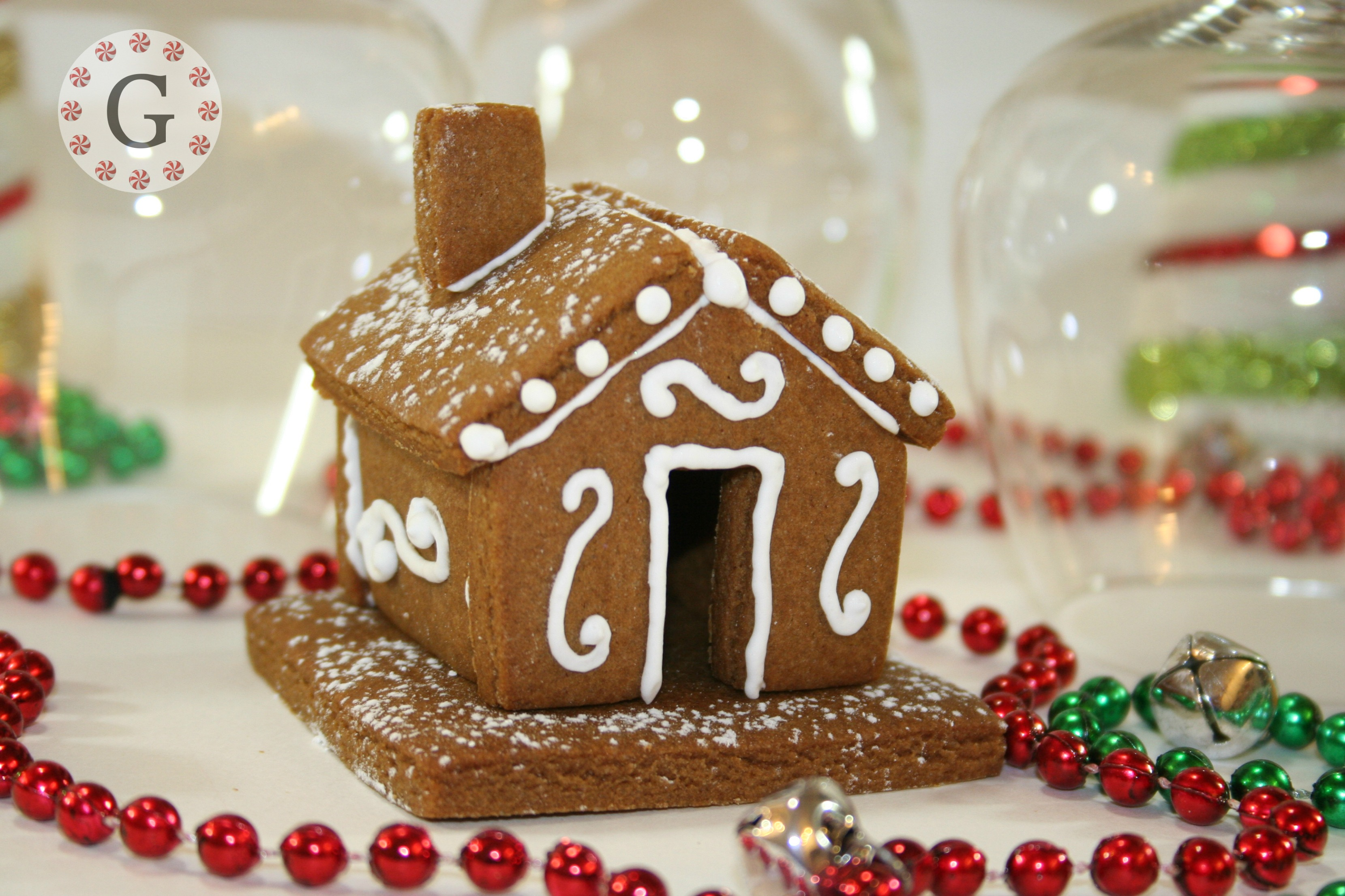Gingerbread House Goes To The Dogs Gingerbread House Lane
